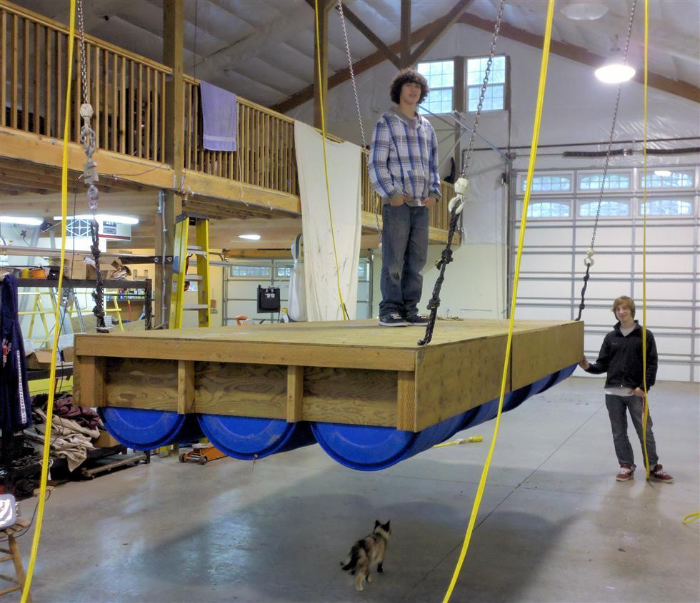Nisla floating boat dock plans solutioingenieria Image collections