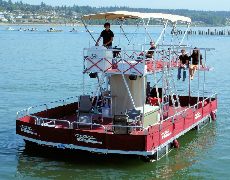 Party Hut!! - Boats, Accessories & Tow Vehicles
