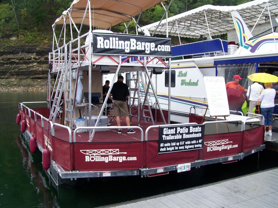 Floating Dock Blog - page 1 of 3 | Rolling Barge