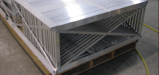aluminum floating dock kit