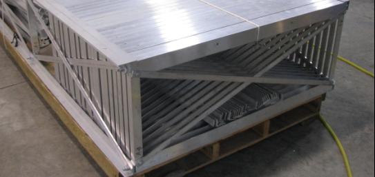 aluminum floating dock kit