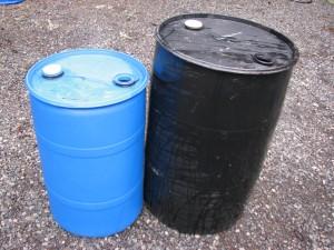 barrel sizes for floating docks