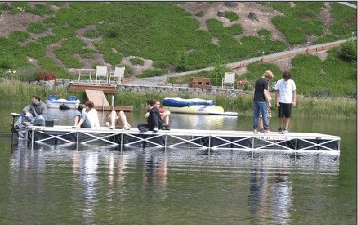 avoid floating dock permits