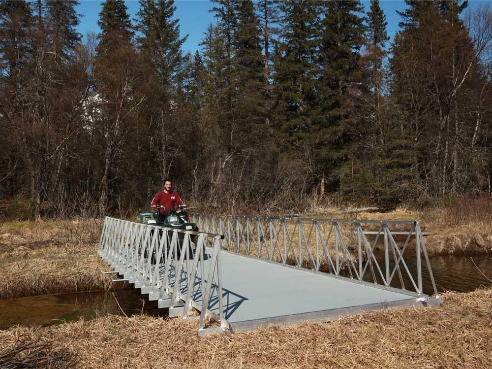 Utv Bridges Backcountry