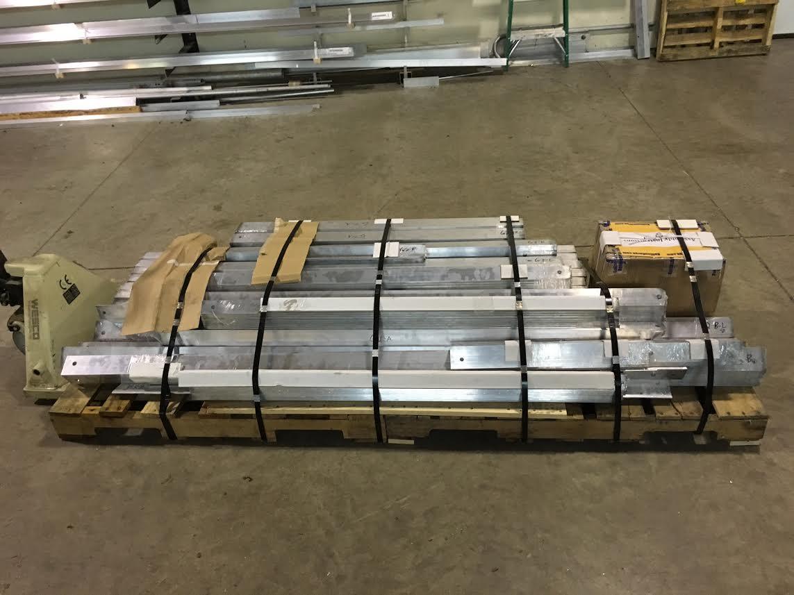 ATV Bridge Kit ready for Shipping