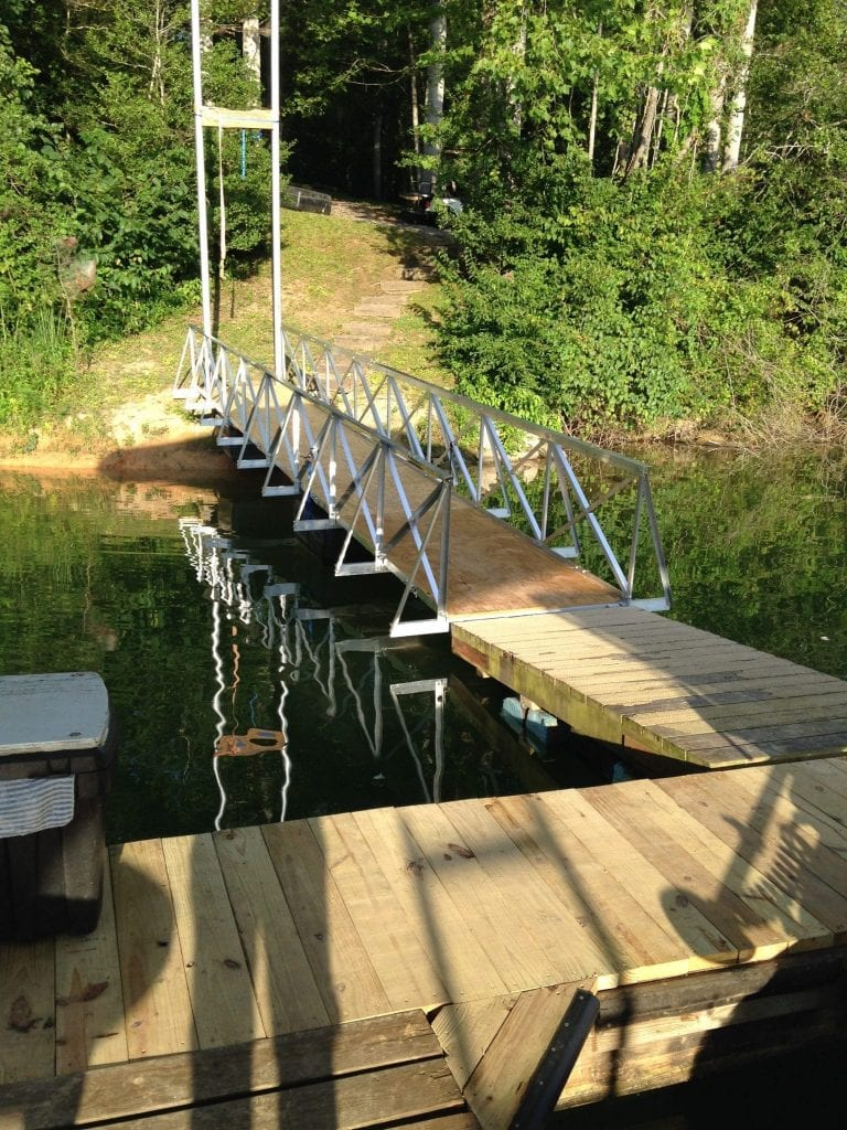 Ramp and Gangway