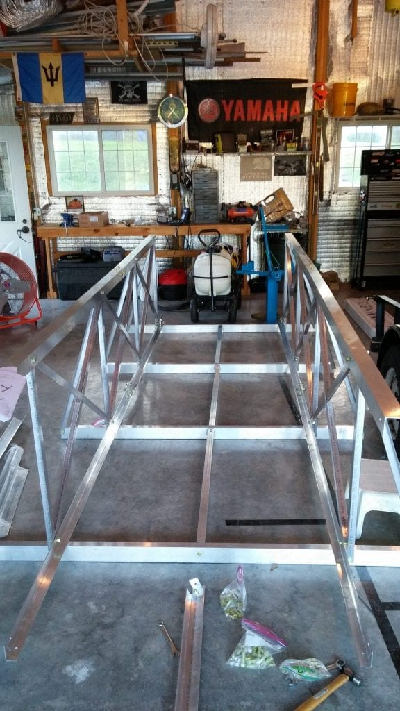 Free Span Gangway Structure