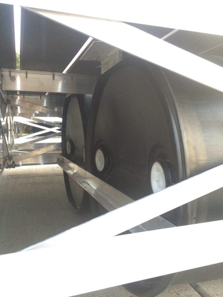 Barrels Fully Secured