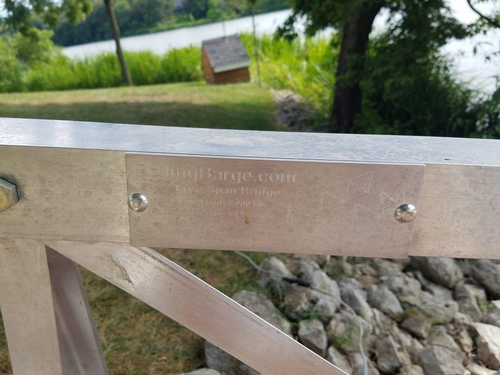 Gangway Handrails