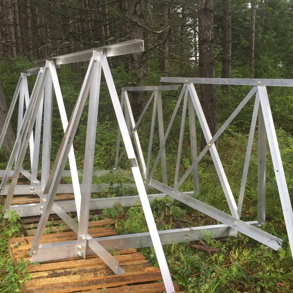 Aluminum Bridge Parts