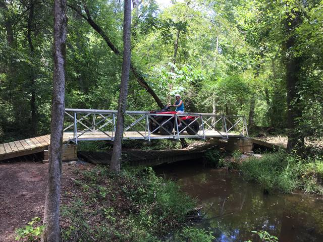 25 foot bridge for sale